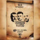 2017.06.19. - CSIBÉSZEK (guest Jackwell) - ROMKERT, Budapest - Monday