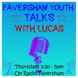 Faversham Youth Talks with Lucas - 18th April 2019