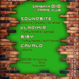 Soundbite - Dj set  Breaks'N'Bricks @ Frame Club
