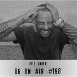 Different Grooves On Air #198  - Jose de Divina
