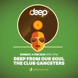 The Club Gangsters - Deep From Our Soul #2 - radiodeep.net