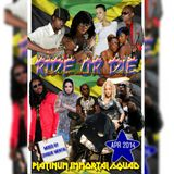"""Civique Mental (Platinum da Immortal Squad) - """"Ride or Die"""" - Apr 2014 Dancehall Mix"""