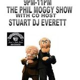 Friday Night on Splinterwood Radio Phil Moggy and Stuar D J Everett