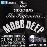 DJ Philly & 210 Presents - Trackside Burners 80 - Strictly Beats Mobb Deep Special