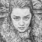 7. A GAME OF THRONES - Arya I