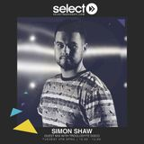 #atmuchRadioShow on Select Radio - 4 April w/ Simon Shaw (Sense Traxx)
