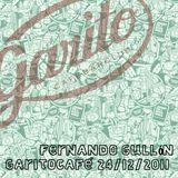 FERNANDO GULLÓN @ GARITO CAFÉ / NOCHEBUENA 2011