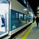 The GO Train Home