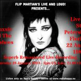 Siouxsie and The Banshees Live in St Petersburg, Florida - 22 Aug 1987