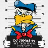 Dj Jonas Set Tech House Enero 2016