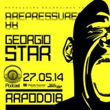REPRESSURECTION - RRPOD018 - Georgio Star (MAY 27th 2014 on DI.FM)
