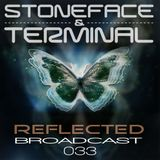 The DJ's Stoneface & Terminal Reflected Broadcast 33