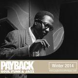 PAYBACK Soul Funk & Jazz: Winter 2014 Selection