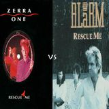 Zerra One vs The Alarm - Back-2-Back Megamix