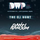 Danti Hanoum DWP DJ Hunt 2016
