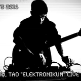 Elektronikum Live Set March 25th 2016