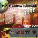 """Discothèque """"LE NEWS"""" St Rémy de Provence Mix par FrankyDjay en 1990 *K7 remastérisée"""