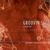 415 LIVE-Groovin Selection Show 106 housemusic+deephouse 24/05/2020