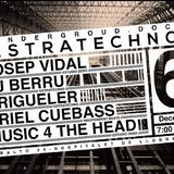 Dj Berru @ Underground.doc / Proyecto Válvula (Estratechno Showcase)