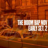 Live at THE BOOM BAP: Early Set Nov. Part 2