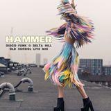 DJ Hammer - Disco Funk @ Delta Hill (Old School Live Mix)