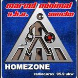 Marcel Minimal a.k.a.Sancho - HOMEZONE RADIO CORAX - 18.07.2015