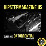 DJ Torrential - Hipstep Magazine Exclusive Mix Vol 6
