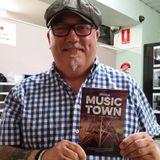 Simon Wooldridge interviewed by Mick Griffin on release of Music Town book (Bendigo Music Scene)