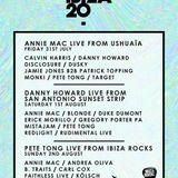 Jamie Jones b2b Patrick Topping - Live @ Ushuaia (Ibiza) - 31.07.2015