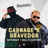 Carnage & GRAVEDGR @ Mainstage, Parookaville, Germany 2019