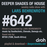 Deeper Shades Of House #642 w/ exclusive guest mix by MTDO (The Giant)