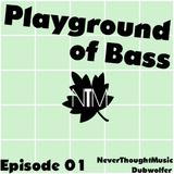 Dubwolfer's Playground of Bass #01
