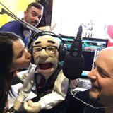 Andrea Fratellini e Zio Tore ospiti della puntata del 06/06/2016 di Radio Variété