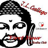 J.L.G. - First Hour in Budha Club / CS001 (Deep House, Techouse, Minimal, Techno, Electronic)