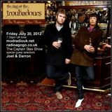 TCSS Special Guest DJ: The Last Of The Troubadors