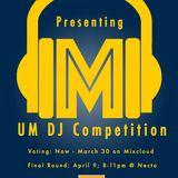 DJ Skoob - Mix for UM DJ Competition