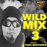 WILDMIX volume 3 mixed by dj PAUL GUEVARRA