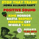 WYS @ STOP THAT TRAIN , Vilanova i la Geltrú - 11/05/13