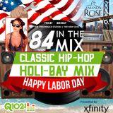 Q102.1 FM Holi-Bay Mix LDW '15 (*aired 9-4-15) Classic Hiphop/Throwbacks