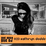 #023 - Kathryn Dodds - House