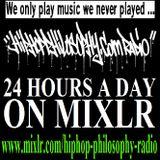 HipHopPhilosophy.com Radio - LIVE - 04-04-16