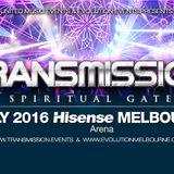 ARCADIA - Live @ Transmission Melbourne (Australia) - 02.07.2016