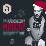 Madcap - The Creative Wax 'Christmas Special' 27-12-15 Live on Future Sounds Radio