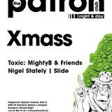 Nigel Stately & Slide - Live @ Patron Club Budapest After Party 2012.12.25.
