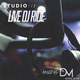 Studio Three Live DJ Ride - April 18