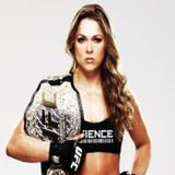 """Ronda Rousey's """"fighting"""" words for Floyd Mayweather !"""