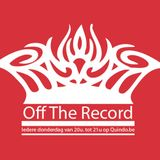 Off The Record 15 November 2012