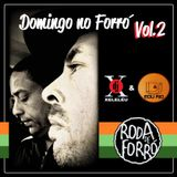 Dj  Xeleléu & Dj Edu Rio - Domingo no Forró Vol.2