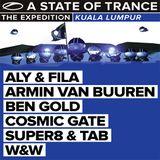 Ben Gold - Live at A State of Trance 600 (Kuala Lumpur, Malaysia) - 09.03.2013