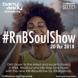 #RnBSoulShow 20-Dec-18
